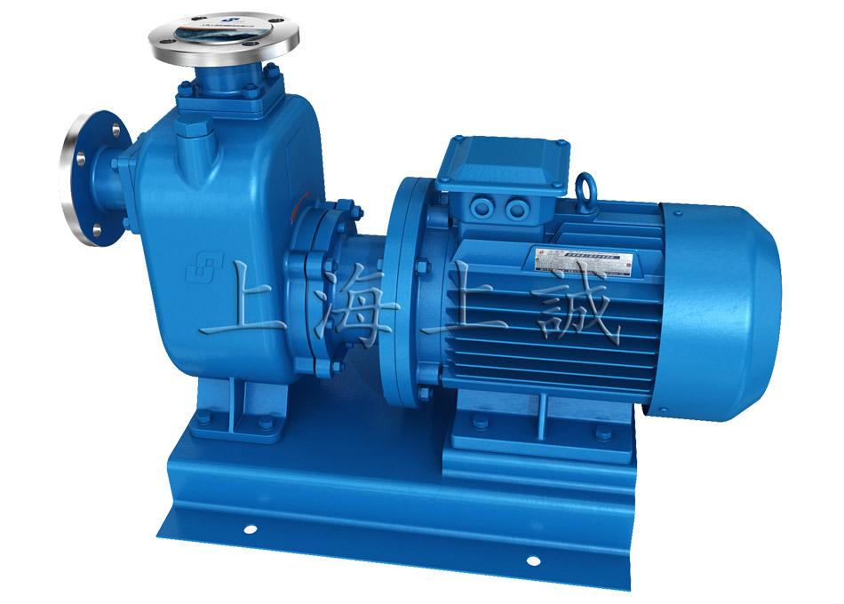 SCZ型直联式自吸泵、直联式自吸泵、直联自吸泵